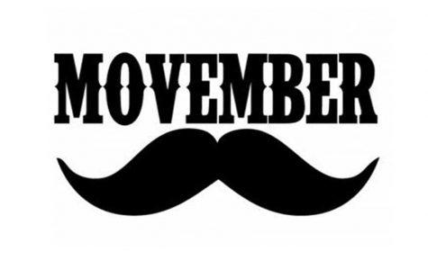 Movember 2018 is Underway