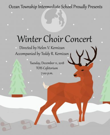 Winter Choir Concert: A Must Hear