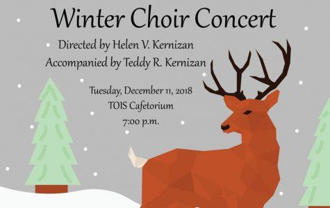 Winter Choir Concert: A Must Hear
